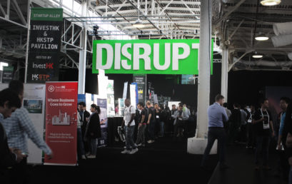 Spotlight at TC Disrupt 2016