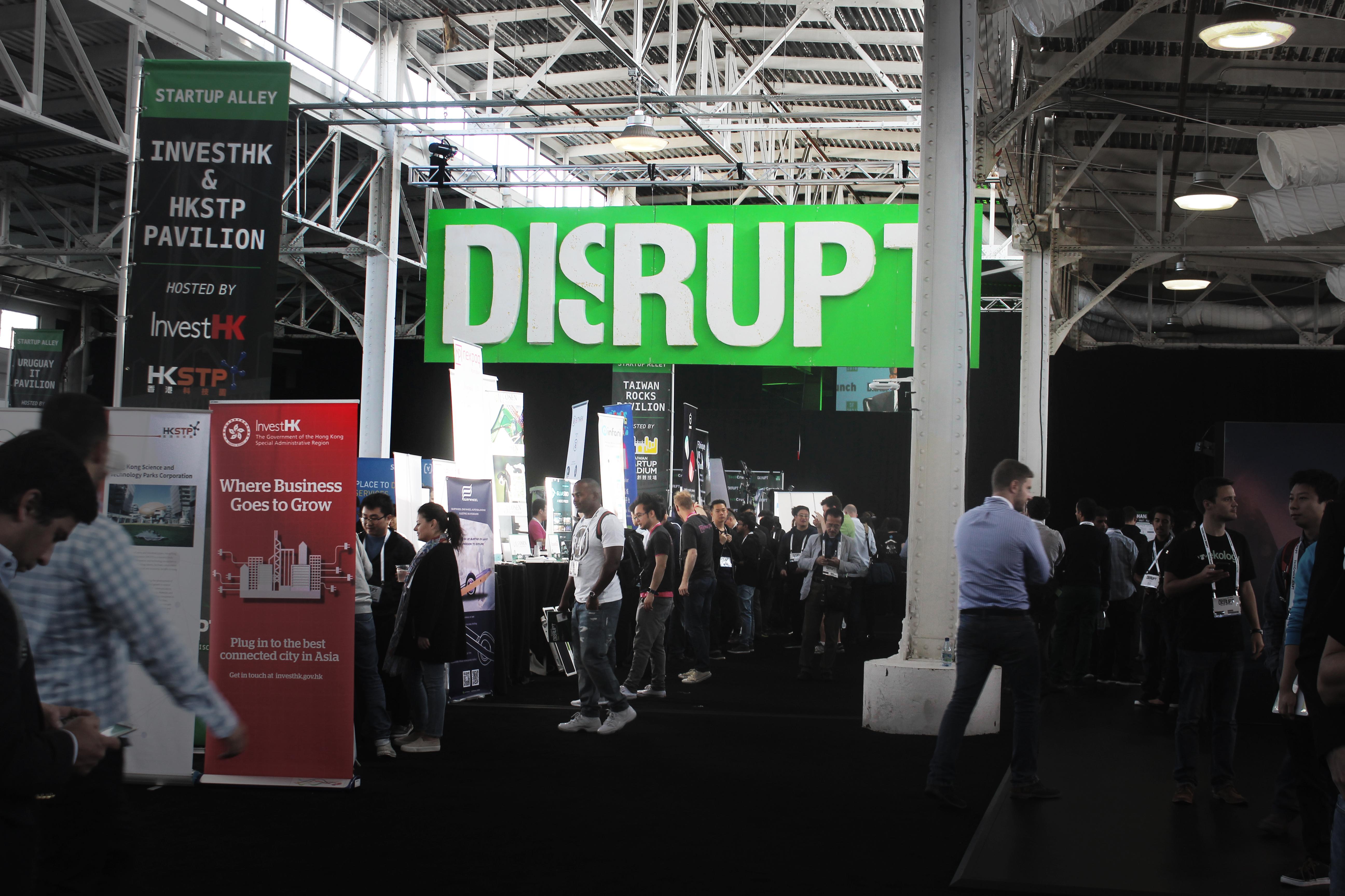 Spotlight at TC Disrupt 2016
