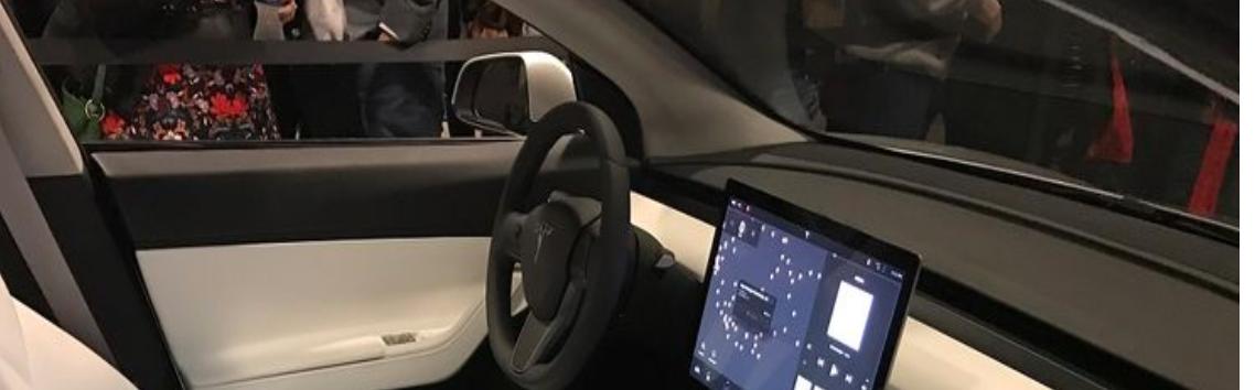 Tesla UX